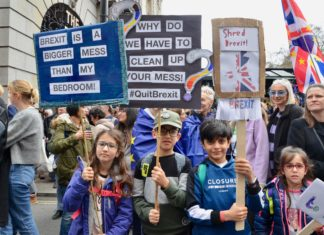What Do Kids Think About Brexit? We Asked And They Didn't Hold Back