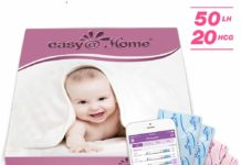 These Easy@Home Test Strips Are The Cost-Effective, Reliable Support You Need If You're Trying To Get Pregnant