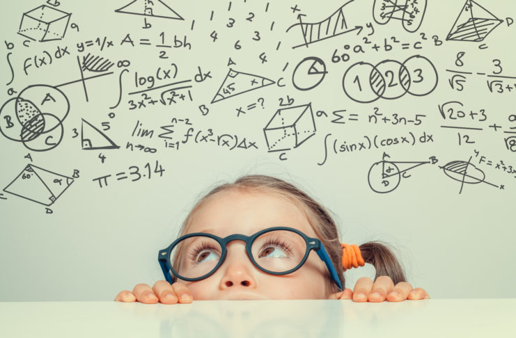 kids and maths
