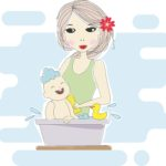 how to bath a baby