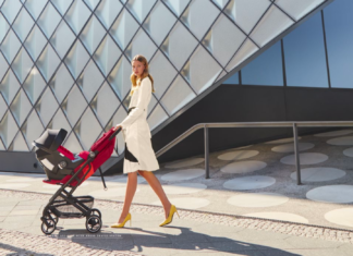 Comfortable And Stylish, The Goodbaby QBIT Plus Baby Stroller Is The Ideal Buggy For Everyday Use