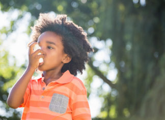Boys Twice As Likely As Girls To Be Affected By 'Back To School' Asthma, Says New Research