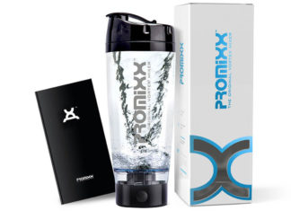 The Promixx iXR Is The Smooth, Stylish Way To Make Shakes On The Go – And So Much More!