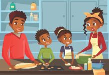 Why don't families cook