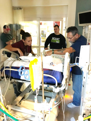 Agreeing To Switch Off Mom's Ventilator Broke My Heart, Even Though I Knew It Was The Right Thing To Do - Staci Salazar 42 315x420