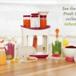 Simple, Hygienic And Convenient – The Infantino Squeeze Station Is The Easy Way to Prepare Healthy, Home-Cooked Food For Your Child