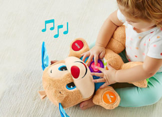 Meet Your Baby's New Best Friend – They'll Laugh And Learn With The Fisher-Price Smart Stages Puppy