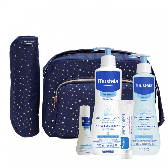 There's A Reason Why Parents Who Try Mustela Love It So Much – You'll Fall In Love With This Amazing Baby Skincare Range - mustela vanity mes 1ers produits 1