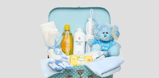 This Beautiful Baby Box Shop Newborn Gift Set Is The Perfect Choice For A New Baby Gift