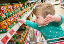 Shop-Bought Baby Food